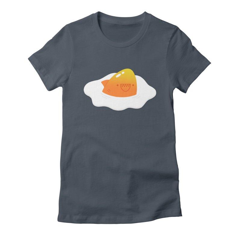 Dangerous Breakfast Women's T-Shirt by Mauro Gatti House of Fun