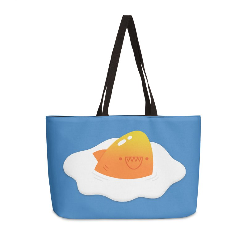 Dangerous Breakfast Accessories Weekender Bag Bag by Mauro Gatti House of Fun