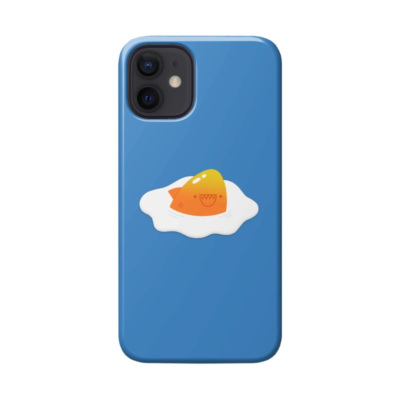 Dangerous Breakfast Accessories Phone Case by Mauro Gatti House of Fun