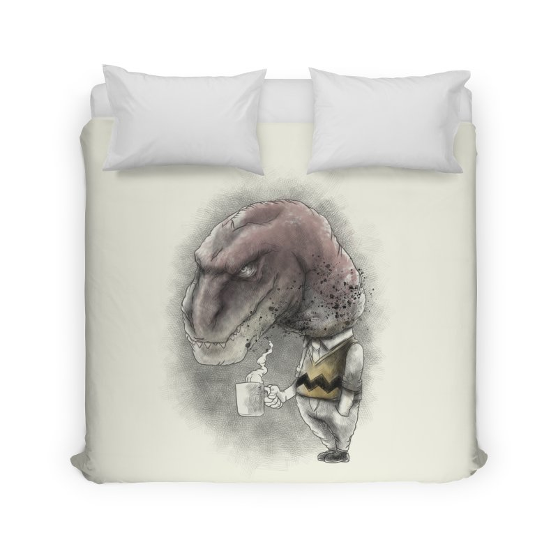 Not a tea person... Home Duvet by maus ventura's Artist Shop