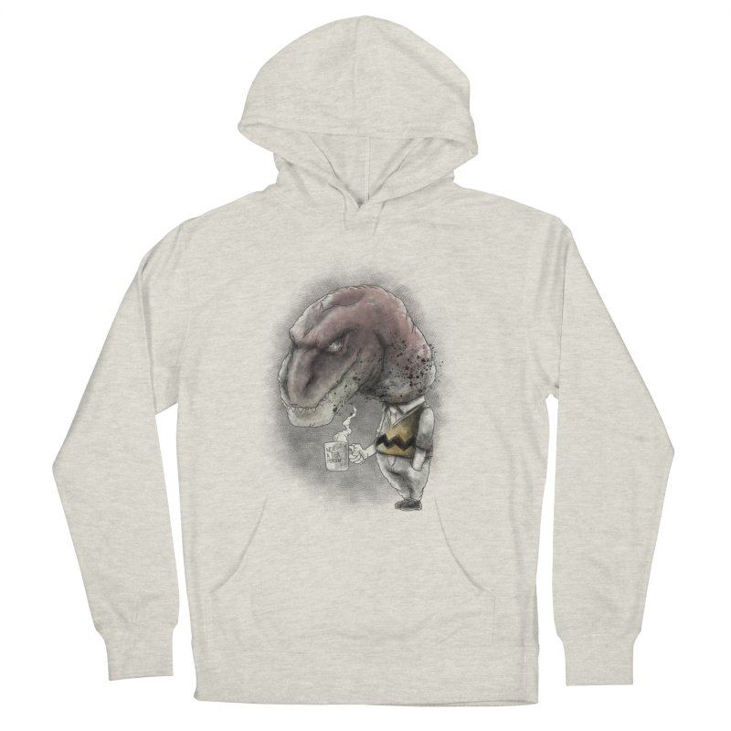 Not a tea person... Men's Pullover Hoody by maus ventura's Artist Shop