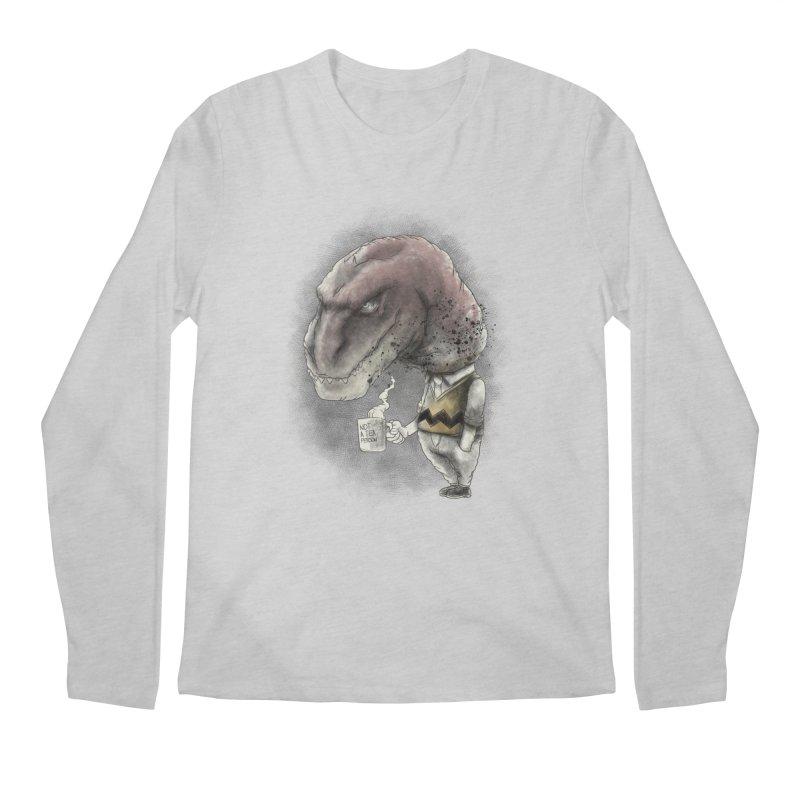 Not a tea person... Men's Longsleeve T-Shirt by maus ventura's Artist Shop