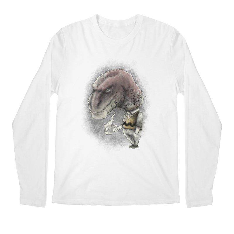Not a tea person... Men's Regular Longsleeve T-Shirt by maus ventura's Artist Shop