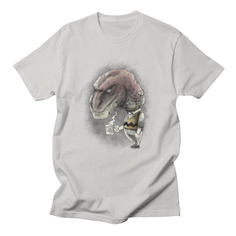 Not a tea person... Women's Unisex T-Shirt by maus ventura's Artist Shop
