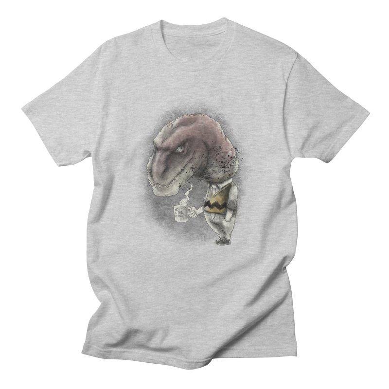 Not a tea person... Women's Regular Unisex T-Shirt by maus ventura's Artist Shop