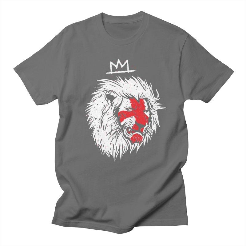 Conquer Men's Regular T-Shirt by maus ventura's Artist Shop