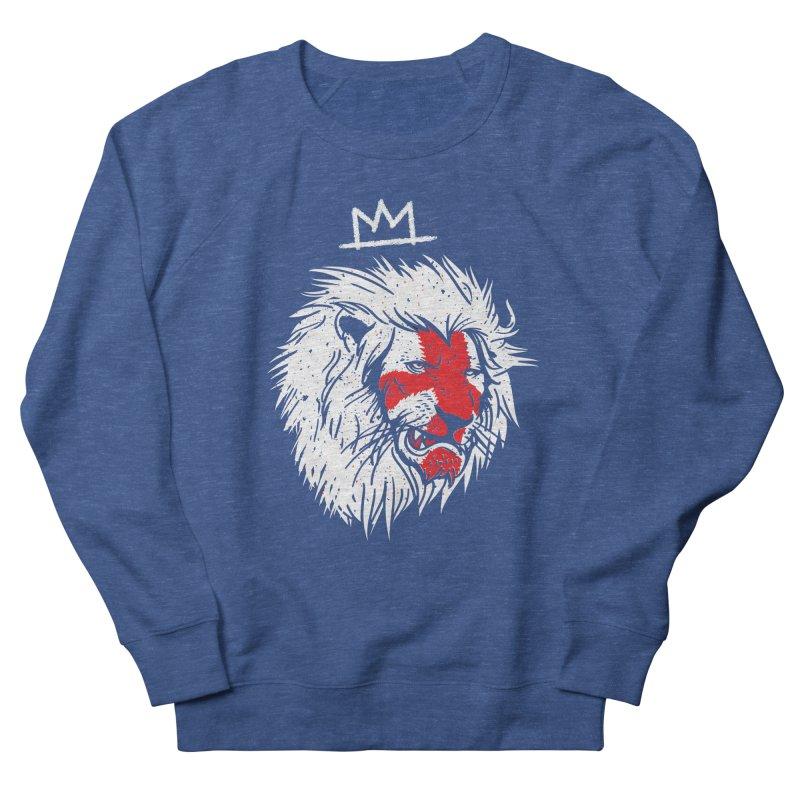 Conquer Women's French Terry Sweatshirt by maus ventura's Artist Shop