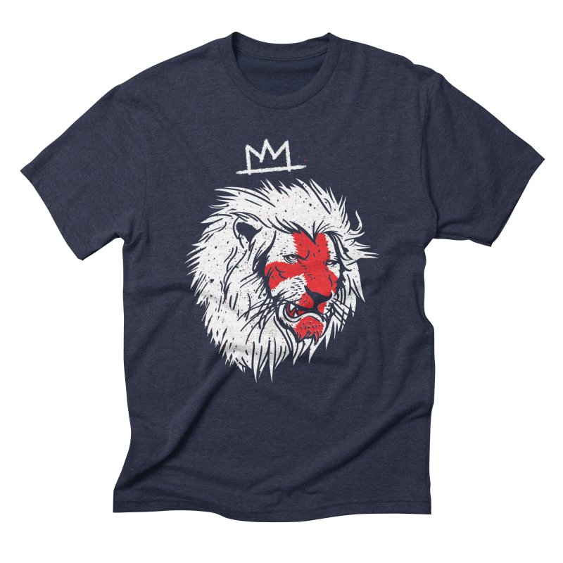 Conquer Men's Triblend T-Shirt by maus ventura's Artist Shop
