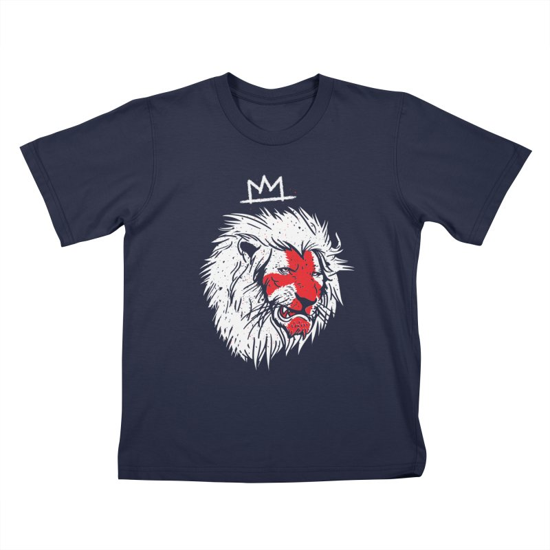 Conquer Kids T-Shirt by maus ventura's Artist Shop