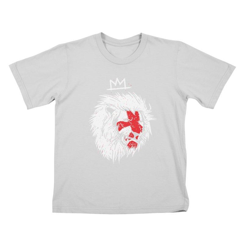 Conquer Kids T-Shirt by maus ventura's Artist Shop