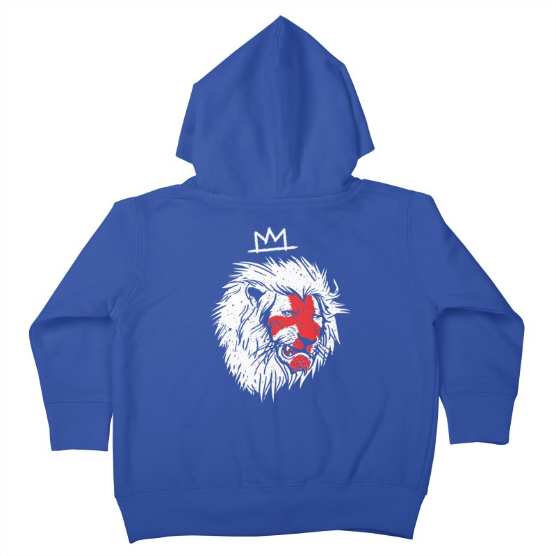 Conquer Kids Toddler Zip-Up Hoody by maus ventura's Artist Shop