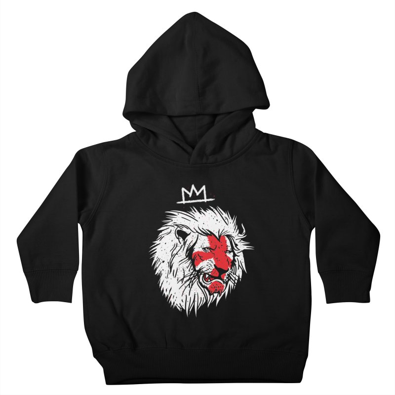 Conquer Kids Toddler Pullover Hoody by maus ventura's Artist Shop