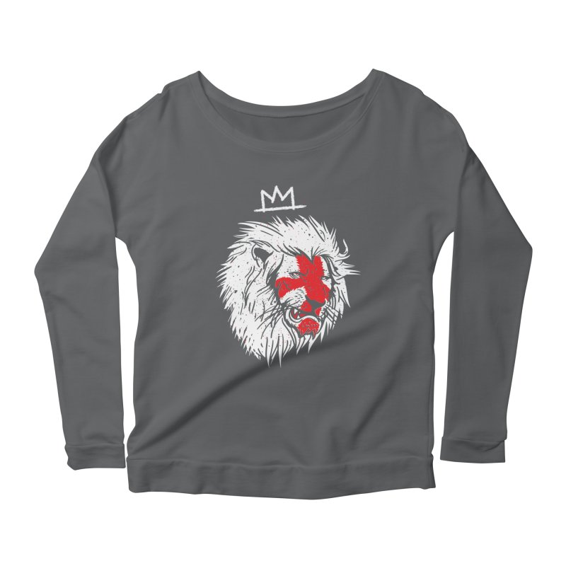 Conquer Women's Scoop Neck Longsleeve T-Shirt by maus ventura's Artist Shop