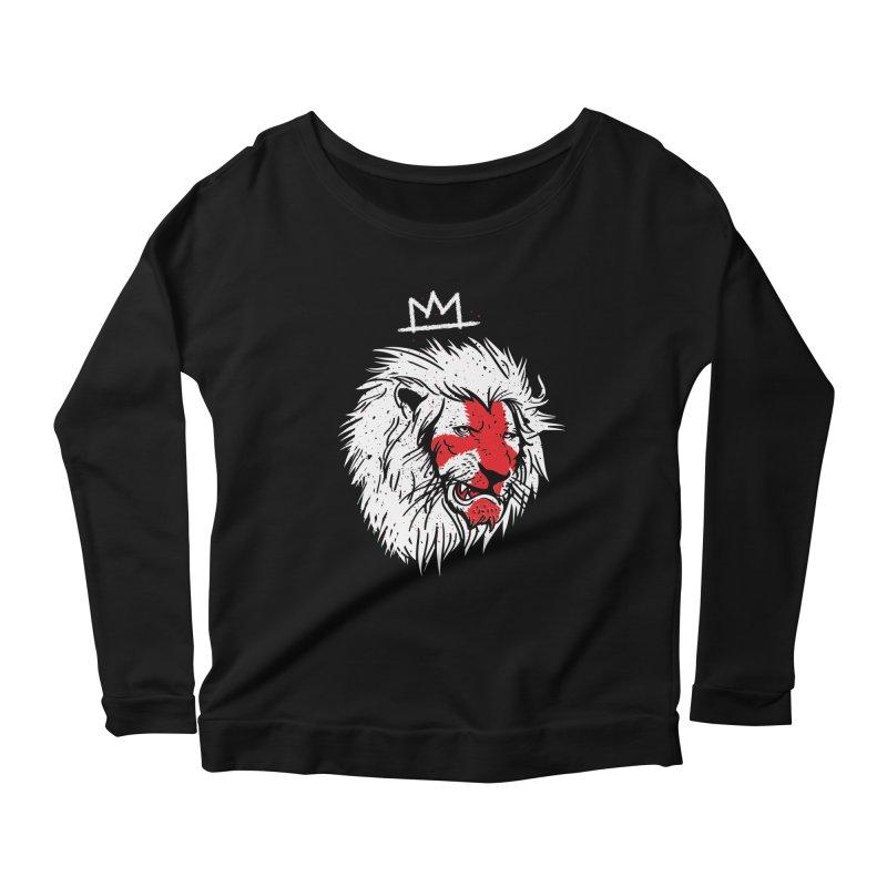 Conquer Women's Scoop Neck Longsleeve T-Shirt by maus ventura's Artist Shop