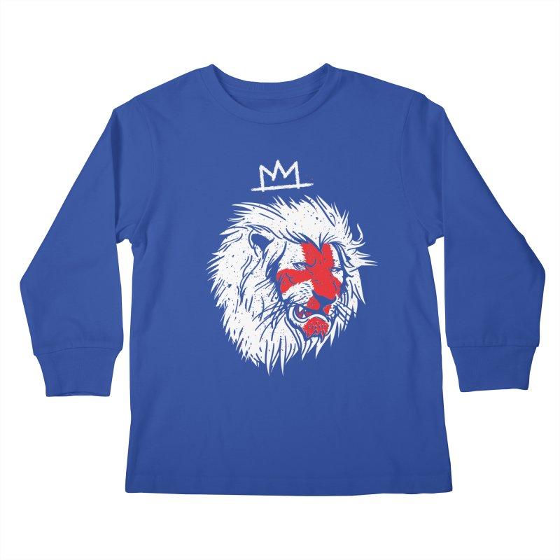 Conquer Kids Longsleeve T-Shirt by maus ventura's Artist Shop