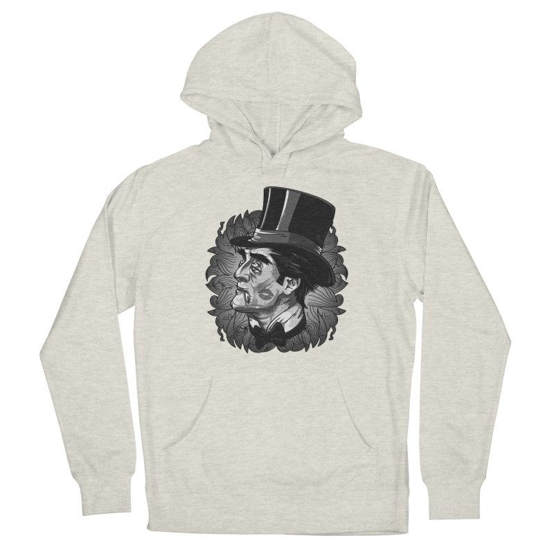 Doc Men's French Terry Pullover Hoody by maus ventura's Artist Shop