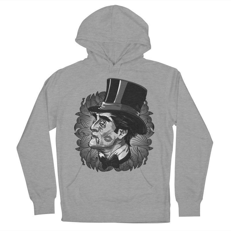 Doc Women's French Terry Pullover Hoody by maus ventura's Artist Shop