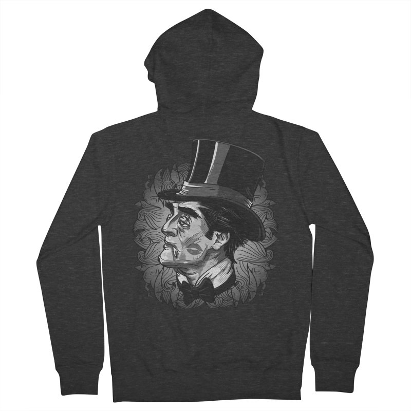 Doc Women's French Terry Zip-Up Hoody by maus ventura's Artist Shop