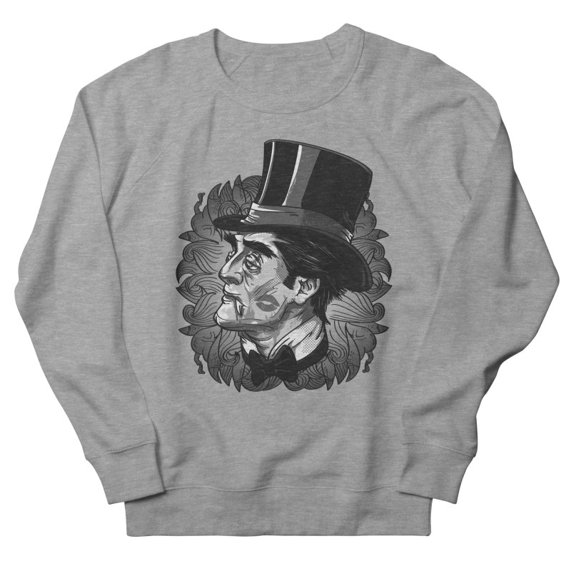 Doc Men's French Terry Sweatshirt by maus ventura's Artist Shop