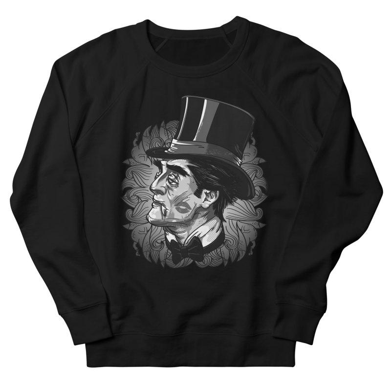Doc Men's French Terry Sweatshirt by maus ventura's Artist Shop
