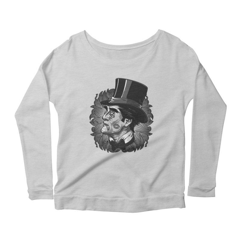 Doc Women's Scoop Neck Longsleeve T-Shirt by maus ventura's Artist Shop