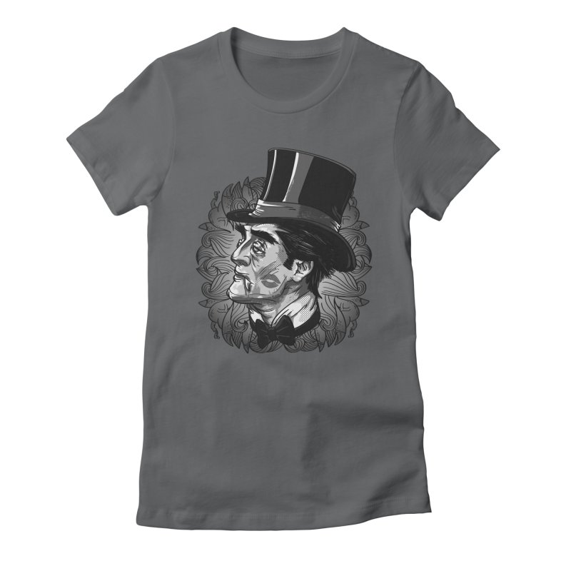 Doc Women's Fitted T-Shirt by maus ventura's Artist Shop