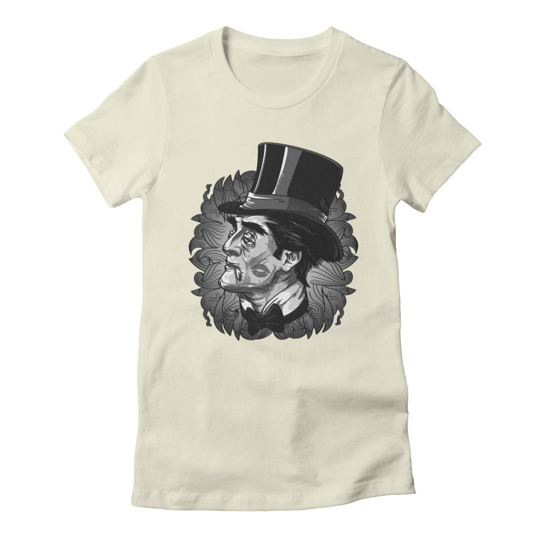Doc Women's Fitted T-Shirt by maus ventura's Artist Shop