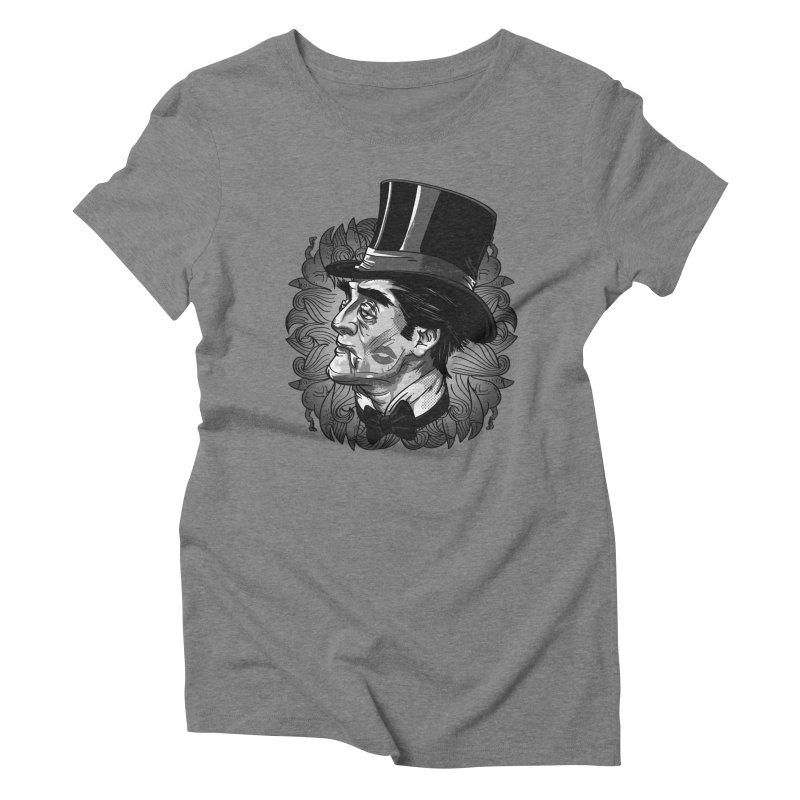 Doc Women's Triblend T-Shirt by maus ventura's Artist Shop