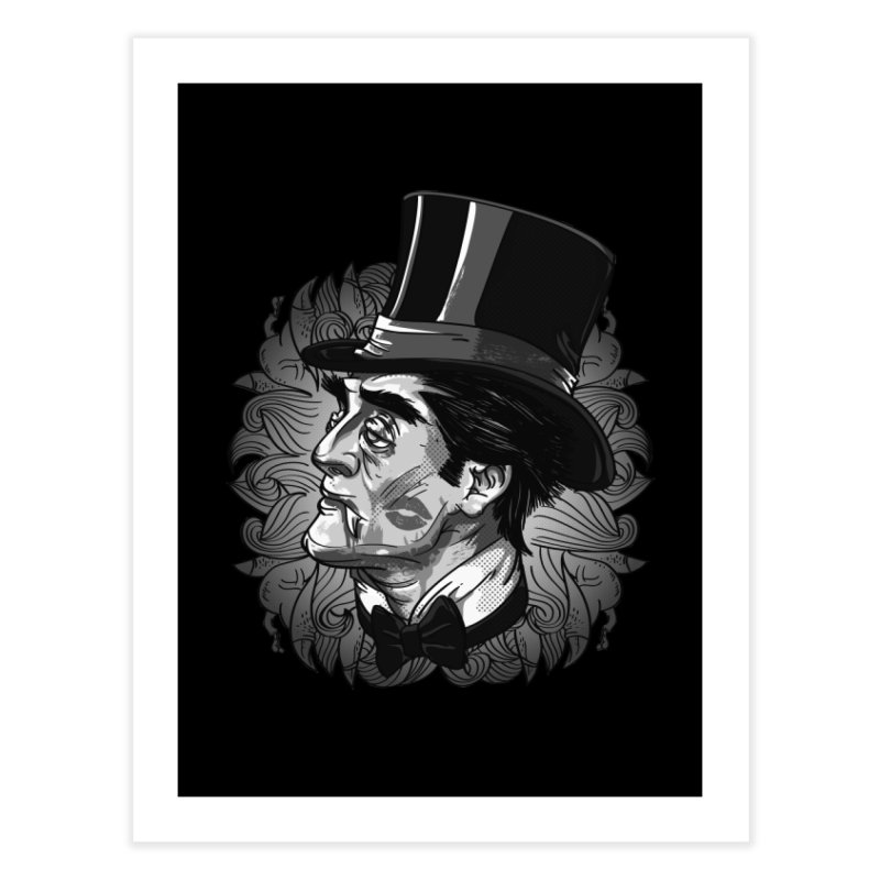 Doc Home Fine Art Print by maus ventura's Artist Shop