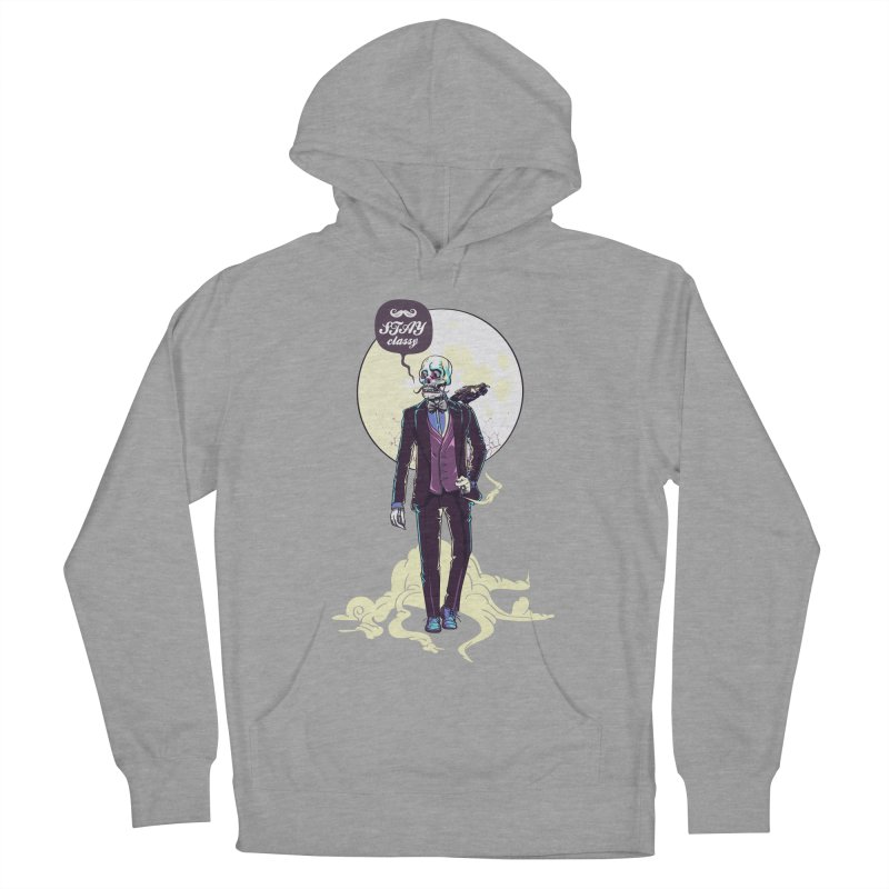 Stay Classy Men's French Terry Pullover Hoody by maus ventura's Artist Shop