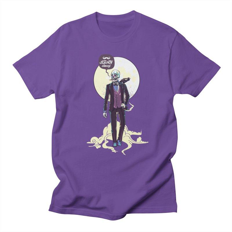 Stay Classy Men's Regular T-Shirt by maus ventura's Artist Shop