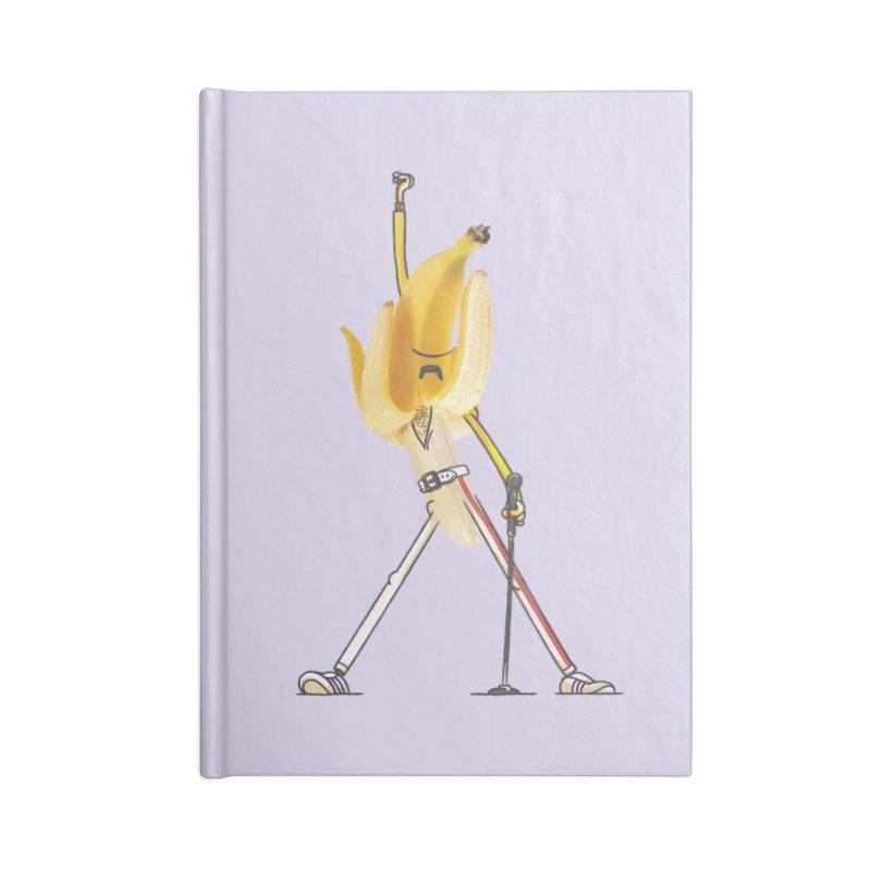 We will...we will... Accessories Notebook by maus ventura's Artist Shop