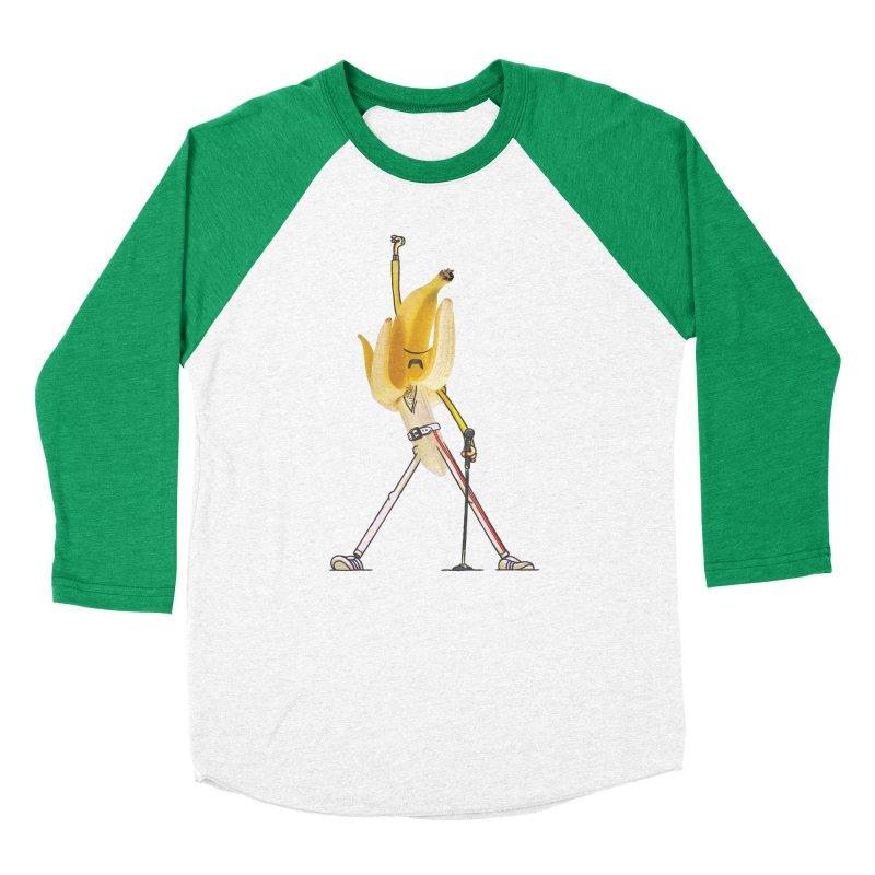 We will...we will... Men's Baseball Triblend Longsleeve T-Shirt by maus ventura's Artist Shop