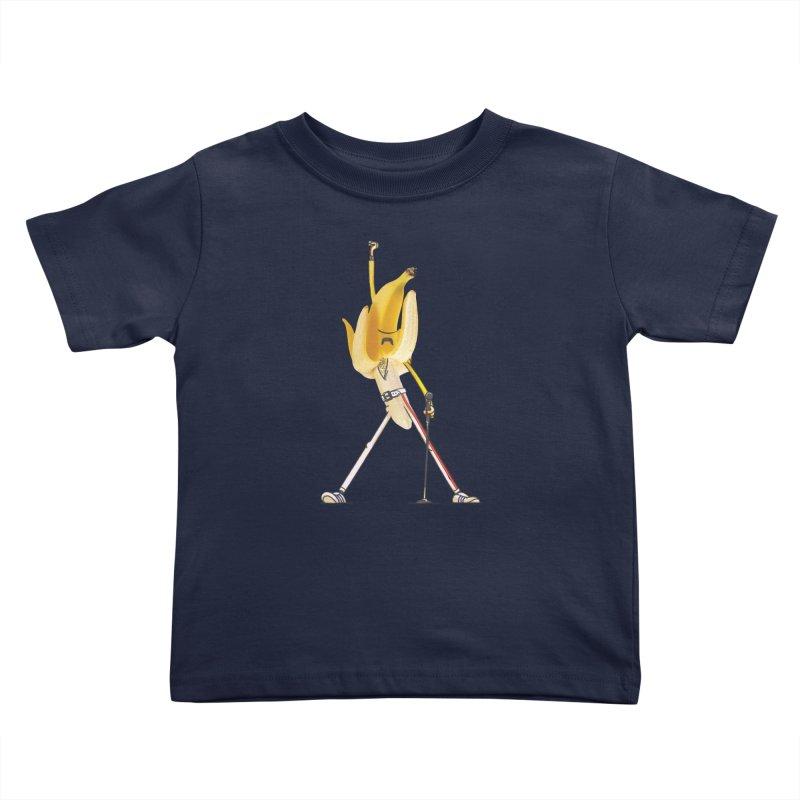 We will...we will... Kids Toddler T-Shirt by maus ventura's Artist Shop