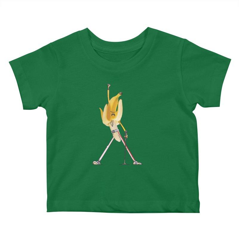 We will...we will... Kids Baby T-Shirt by maus ventura's Artist Shop
