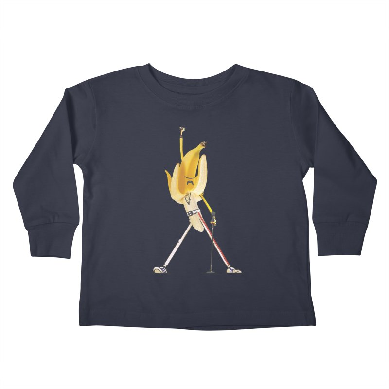 We will...we will... Kids Toddler Longsleeve T-Shirt by maus ventura's Artist Shop