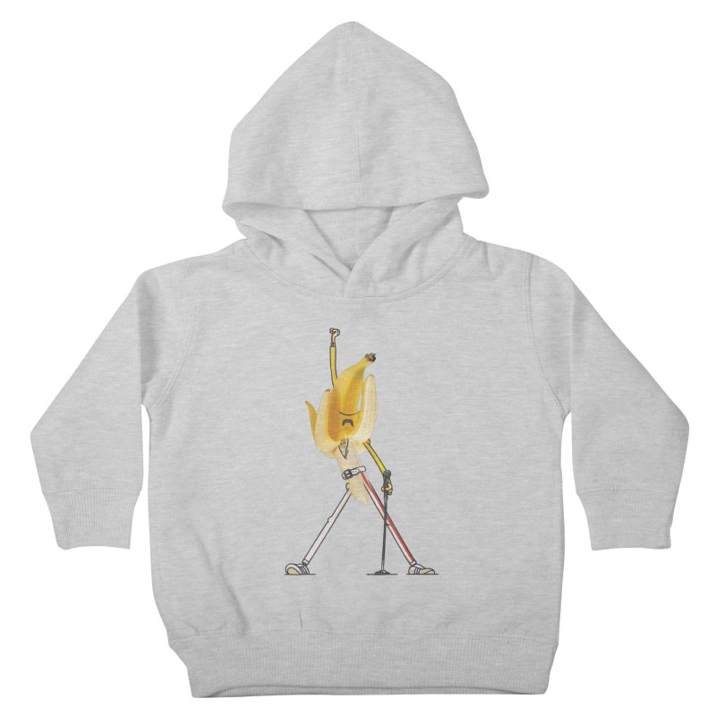 We will...we will... Kids Toddler Pullover Hoody by maus ventura's Artist Shop