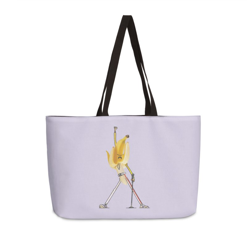 We will...we will... Accessories Weekender Bag Bag by maus ventura's Artist Shop