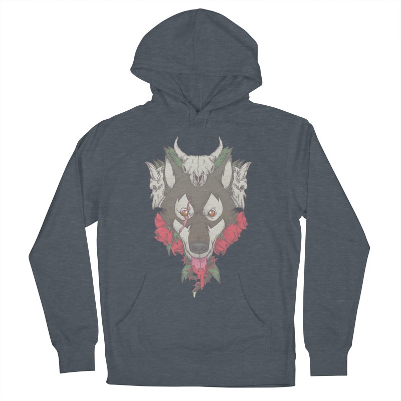 Imperfect Balance Men's French Terry Pullover Hoody by maus ventura's Artist Shop