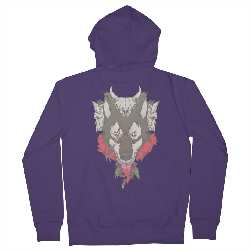 Imperfect Balance Women's Zip-Up Hoody by maus ventura's Artist Shop