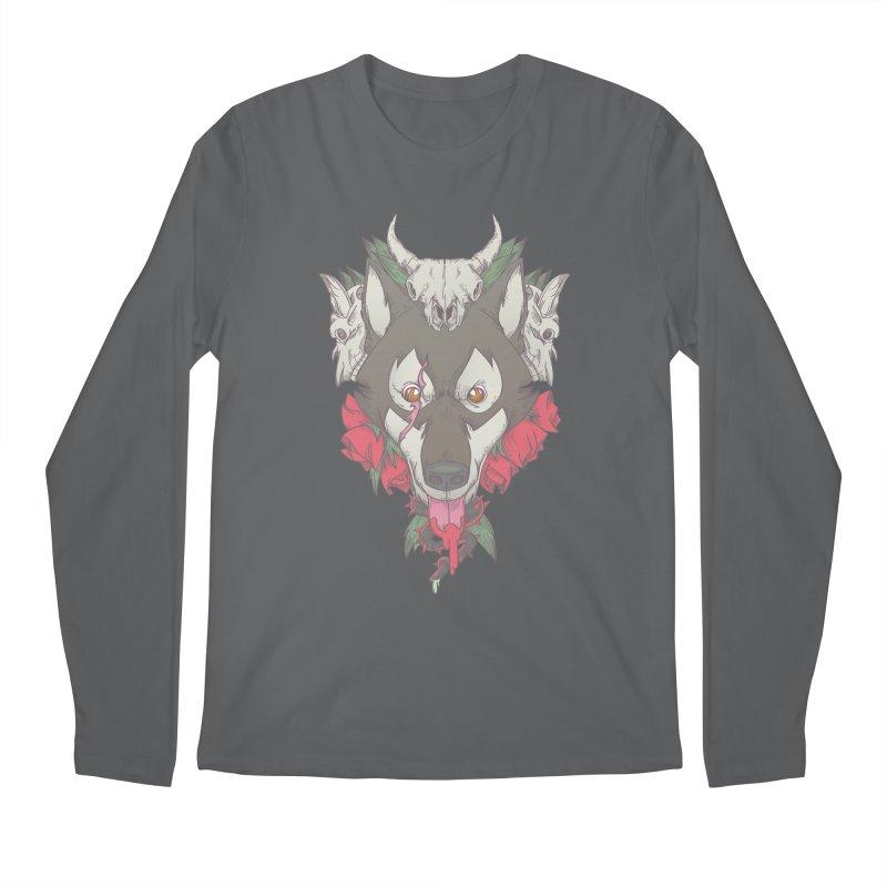 Imperfect Balance Men's Regular Longsleeve T-Shirt by maus ventura's Artist Shop