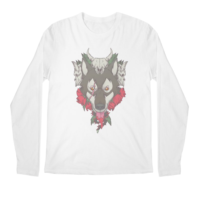 Imperfect Balance Men's Regular Longsleeve T-Shirt by maus ventura's Artist Shop
