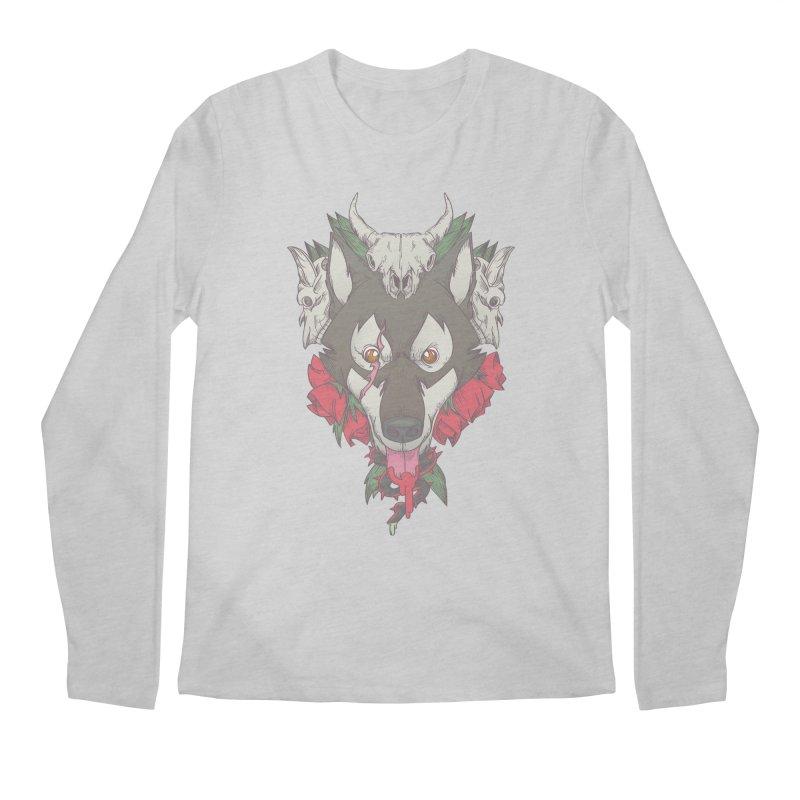 Imperfect Balance Men's Longsleeve T-Shirt by maus ventura's Artist Shop
