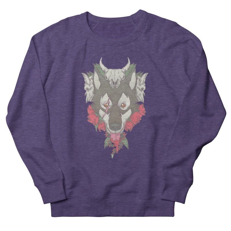 Imperfect Balance Women's French Terry Sweatshirt by maus ventura's Artist Shop
