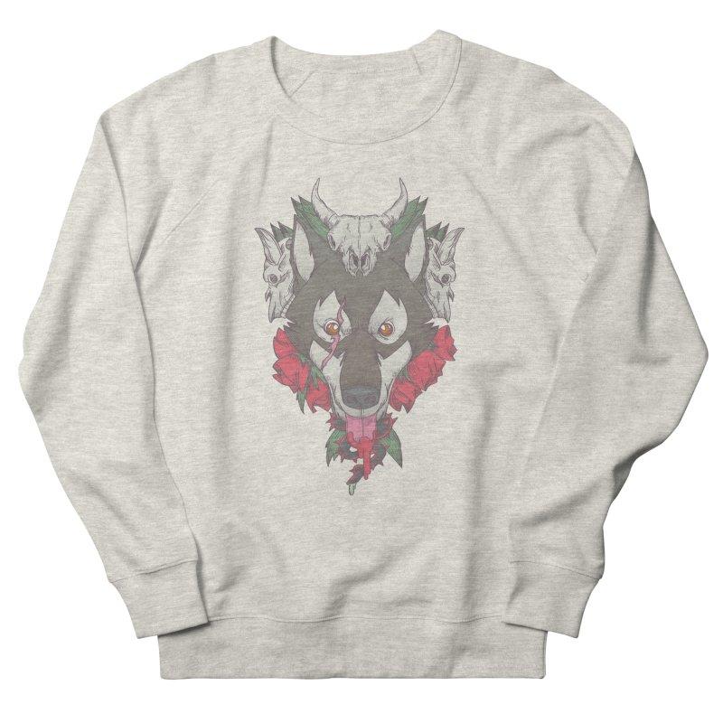 Imperfect Balance Women's French Terry Sweatshirt by maus ventura's Artist Shop