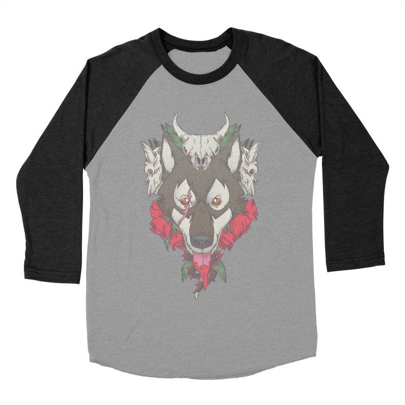 Imperfect Balance Women's Baseball Triblend T-Shirt by maus ventura's Artist Shop