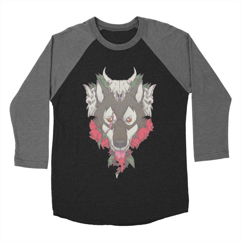Imperfect Balance Men's Baseball Triblend T-Shirt by maus ventura's Artist Shop