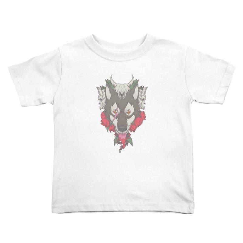 Imperfect Balance Kids Toddler T-Shirt by maus ventura's Artist Shop