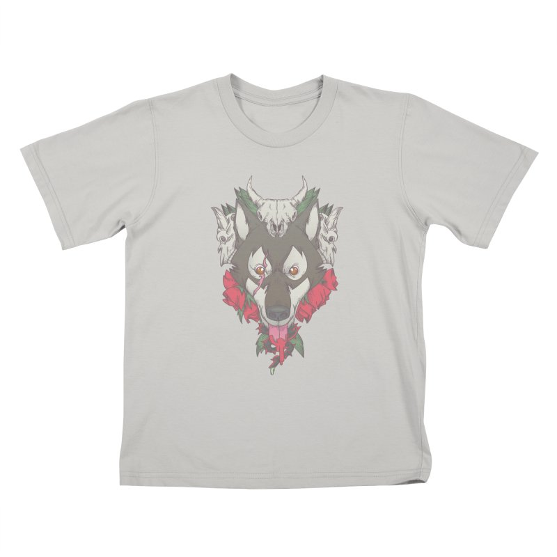Imperfect Balance Kids T-Shirt by maus ventura's Artist Shop