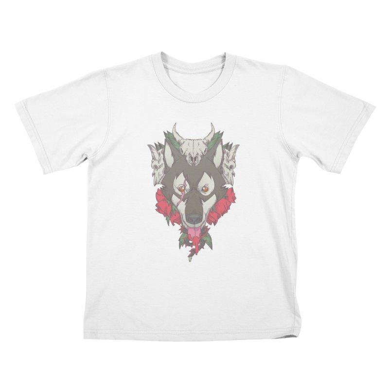 Imperfect Balance Kids T-shirt by maus ventura's Artist Shop